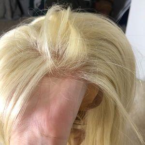 Blonde Blend 360 Lace Wig